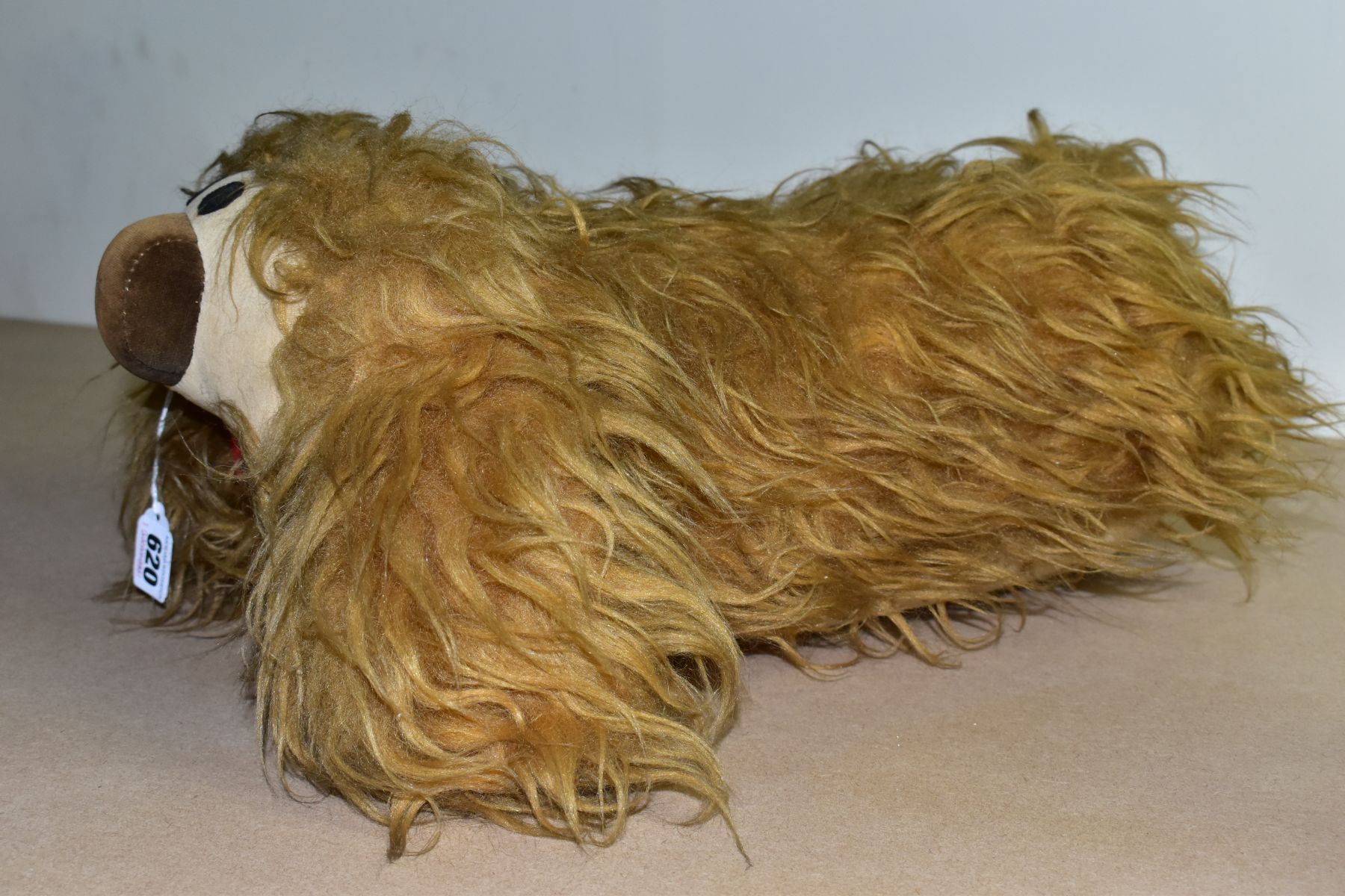 A MERRYTHOUGHT MAGIC ROUNDABOUT DOUGAL SOFT TOY, label to the underside, approximate length 45cm ( - Image 2 of 5