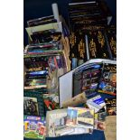 A QUANTITY OF SCI-FI RELATED BOOKS, MAGAZINES AND EPHEMERA, majority is Doctor Who or Star Trek