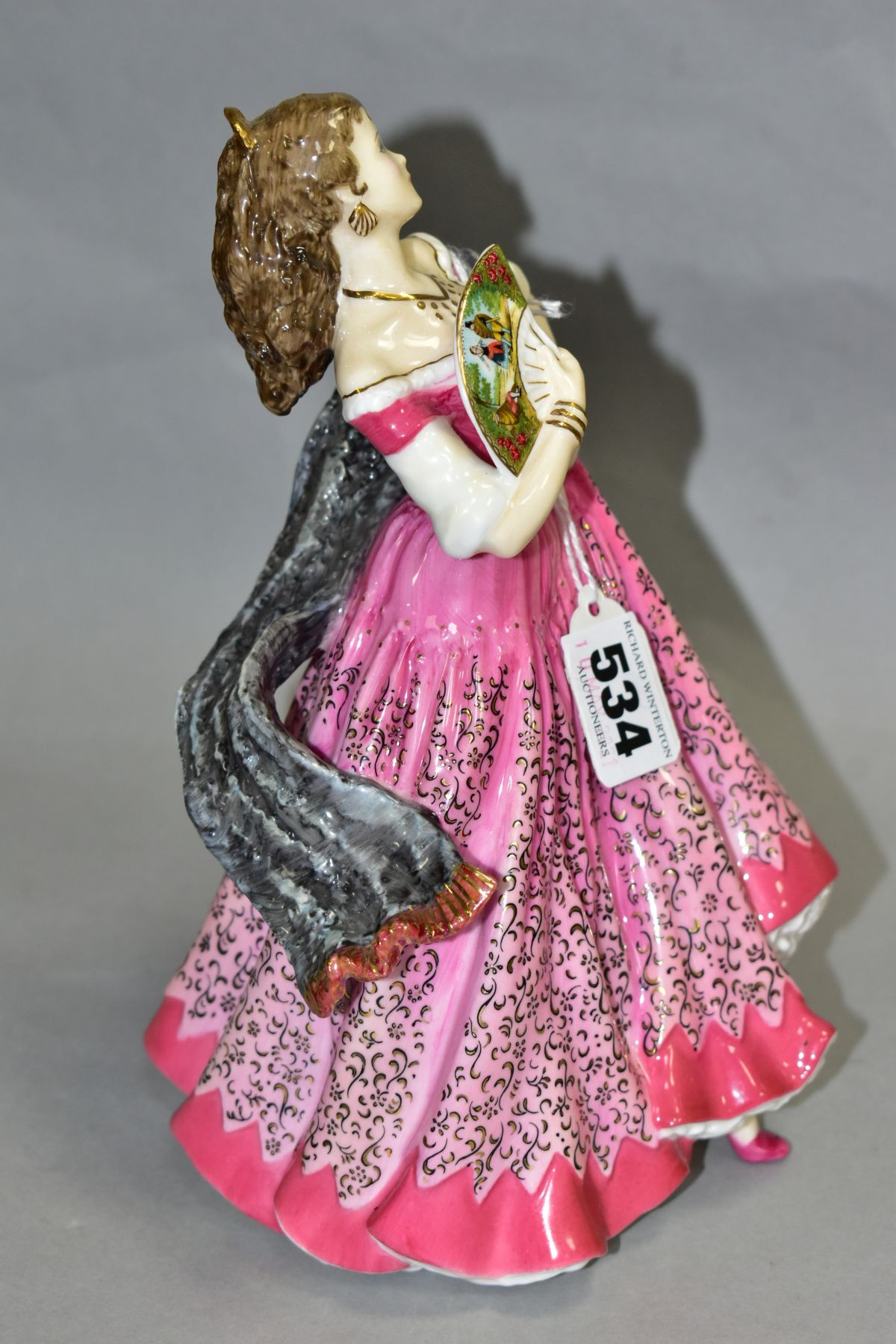 A LIMITED EDITION ROYAL DOULTON FIGURE, 'Carmen' HN3993 from Opera Heroines Collection sculptured by - Image 3 of 5