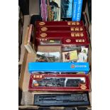 A QUANTITY OF BOXED 00 GAUGE MODEL RAILWAY ITEMS, to include boxed Airfix Class 4F locomotive, No