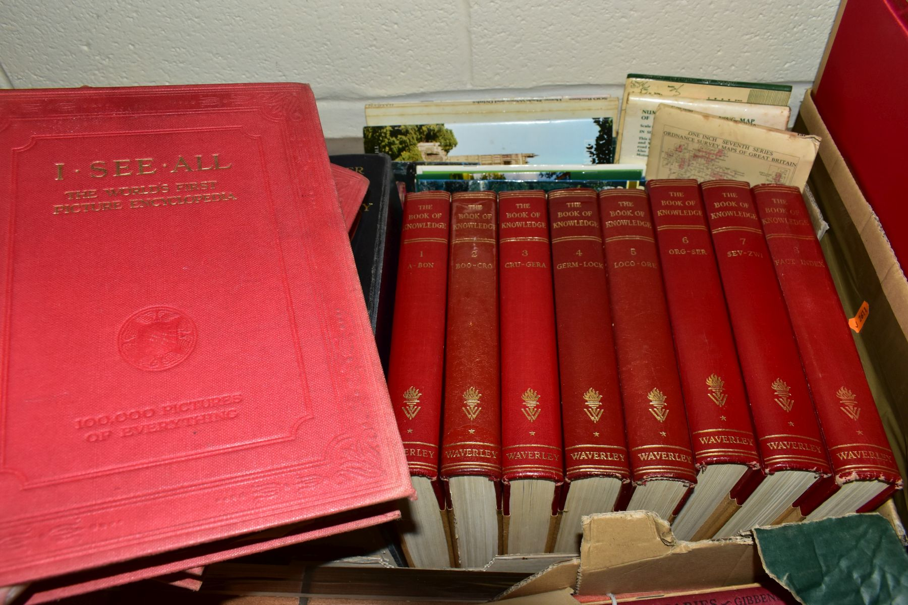 BOOKS, six boxes of over one hundred and twenty five miscellaneous titles to include Royal - Image 7 of 9