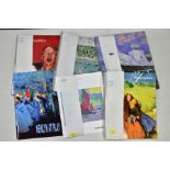 ART BOOKS, three editions of Oil Paintings in Public Ownership, Cornwall and the Isles of Scilly,
