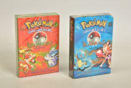 POKEMON THE TRADING CARD GAME SEALED BLACKOUT THEME DECK & BRUSHFIRE THEME DECK, Pokemon Base Set
