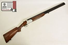 A 12 BORE 70MM (2¾) CHAMBERED OVER THE UNDER NON EJECTOR SHOTGUN BY FABARM OF ITALY, bearing