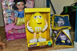 CHILDRENS TOYS comprising a Playmates 'Little Snow White' Disney Princess doll with accessories -
