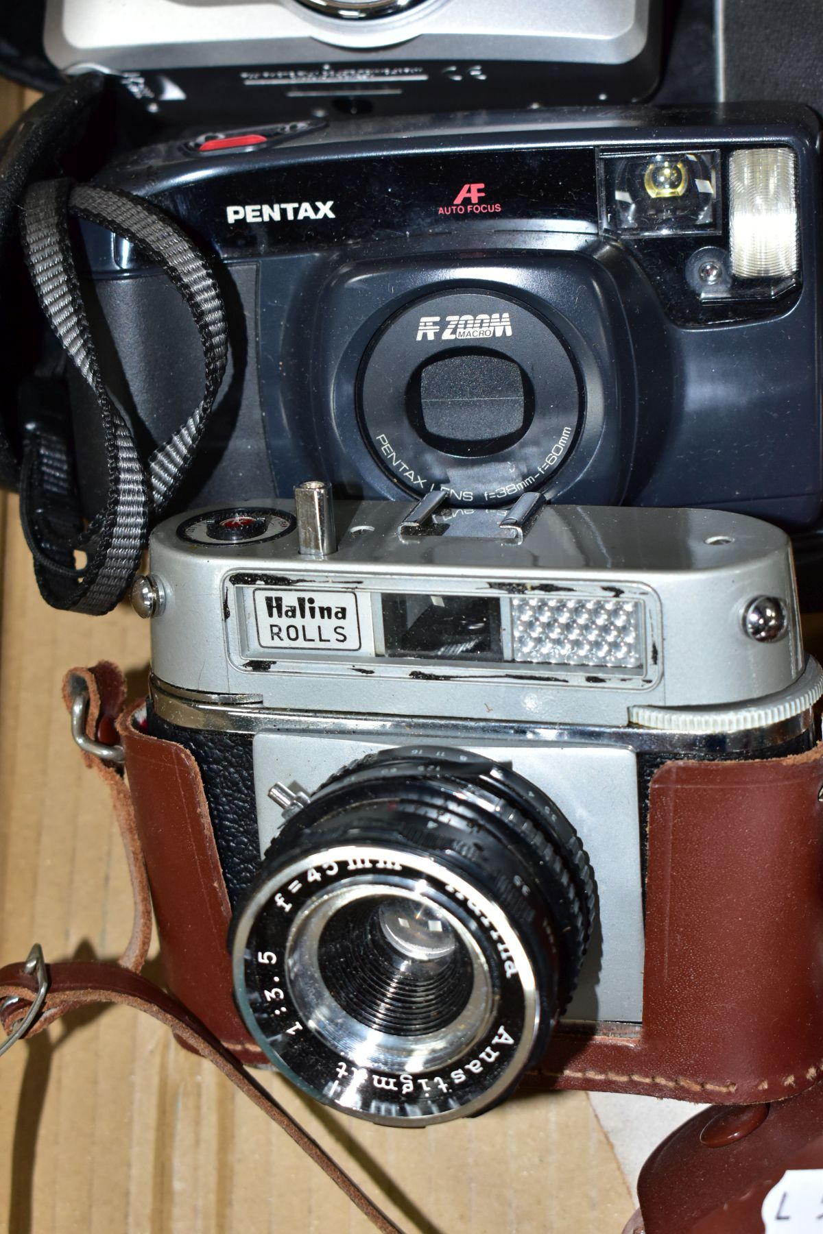 PHOTOGRAPHIC EQUIPMENT, to include Halina Rolls SLR Camera, a Boots Koroll II SLR Camera, - Image 2 of 8