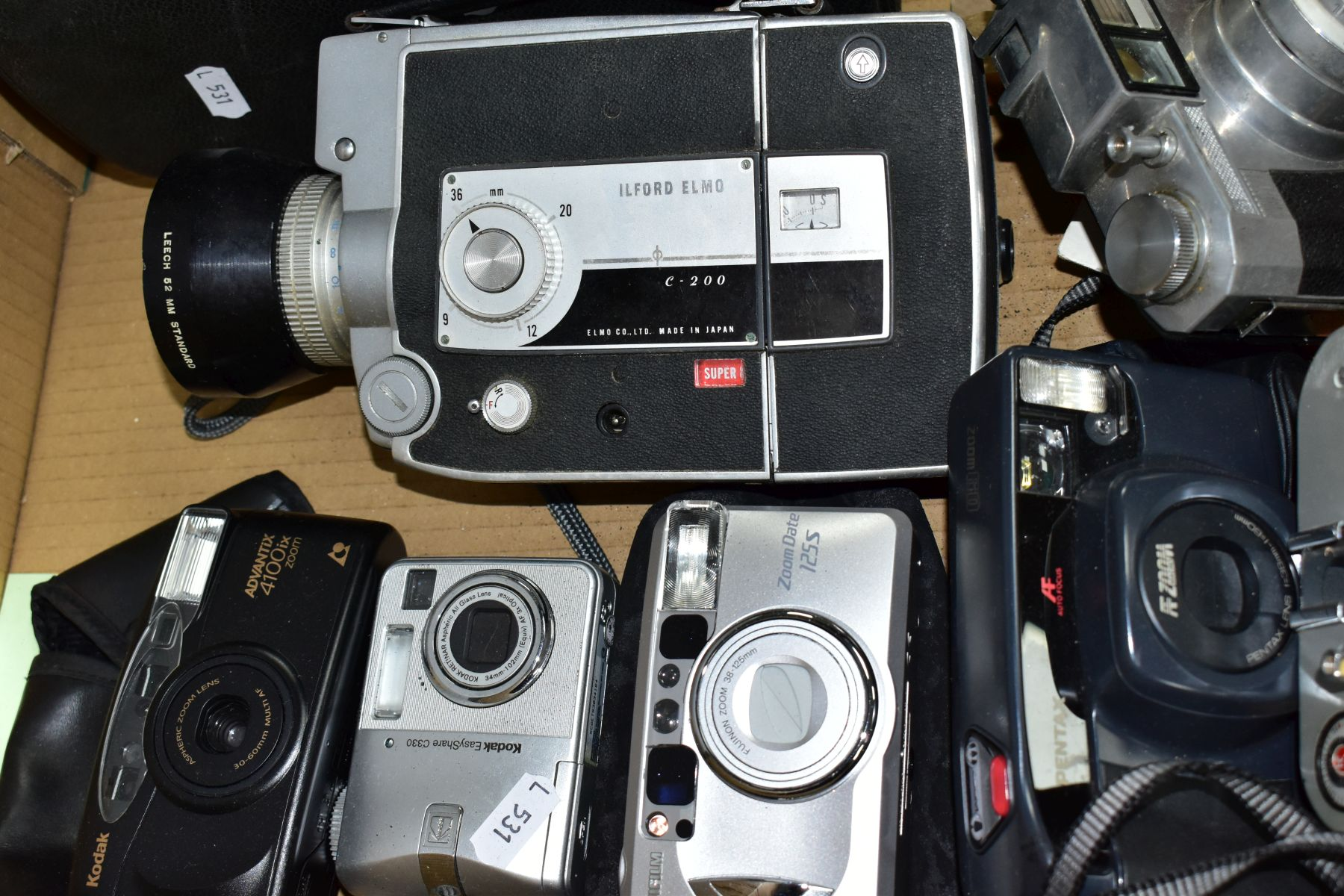 PHOTOGRAPHIC EQUIPMENT, to include Halina Rolls SLR Camera, a Boots Koroll II SLR Camera, - Image 4 of 8