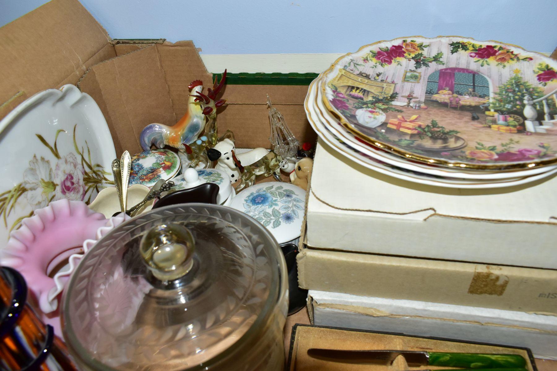 CERAMICS AND GLASS ETC, to include Melba Bone China teawares, Pallissy Casual tableware, Kalabar - Image 6 of 8
