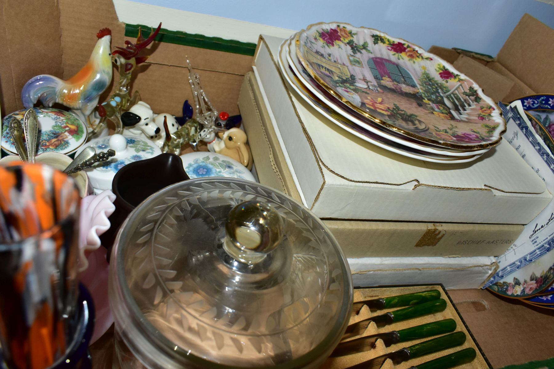 CERAMICS AND GLASS ETC, to include Melba Bone China teawares, Pallissy Casual tableware, Kalabar - Image 7 of 8