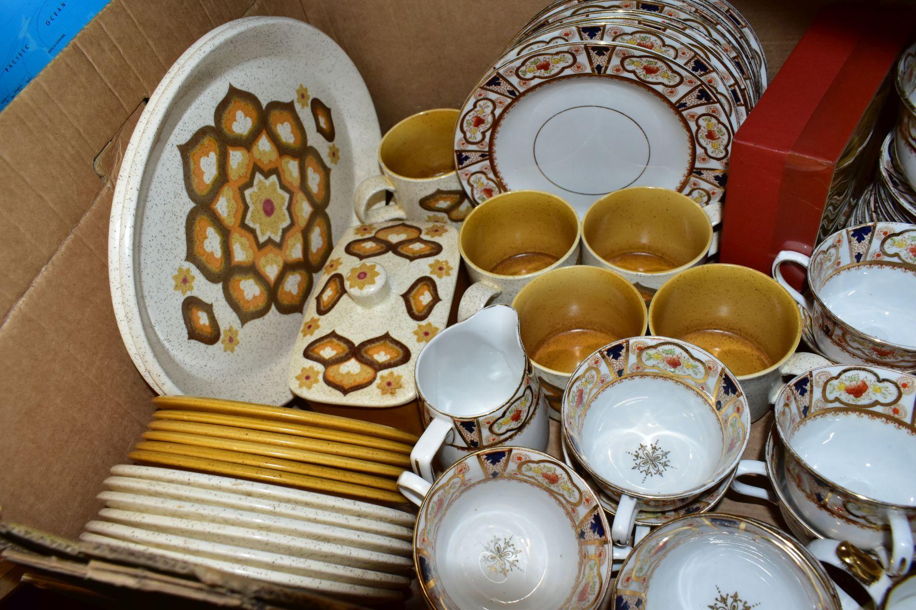 CERAMICS AND GLASS ETC, to include Melba Bone China teawares, Pallissy Casual tableware, Kalabar - Image 5 of 8