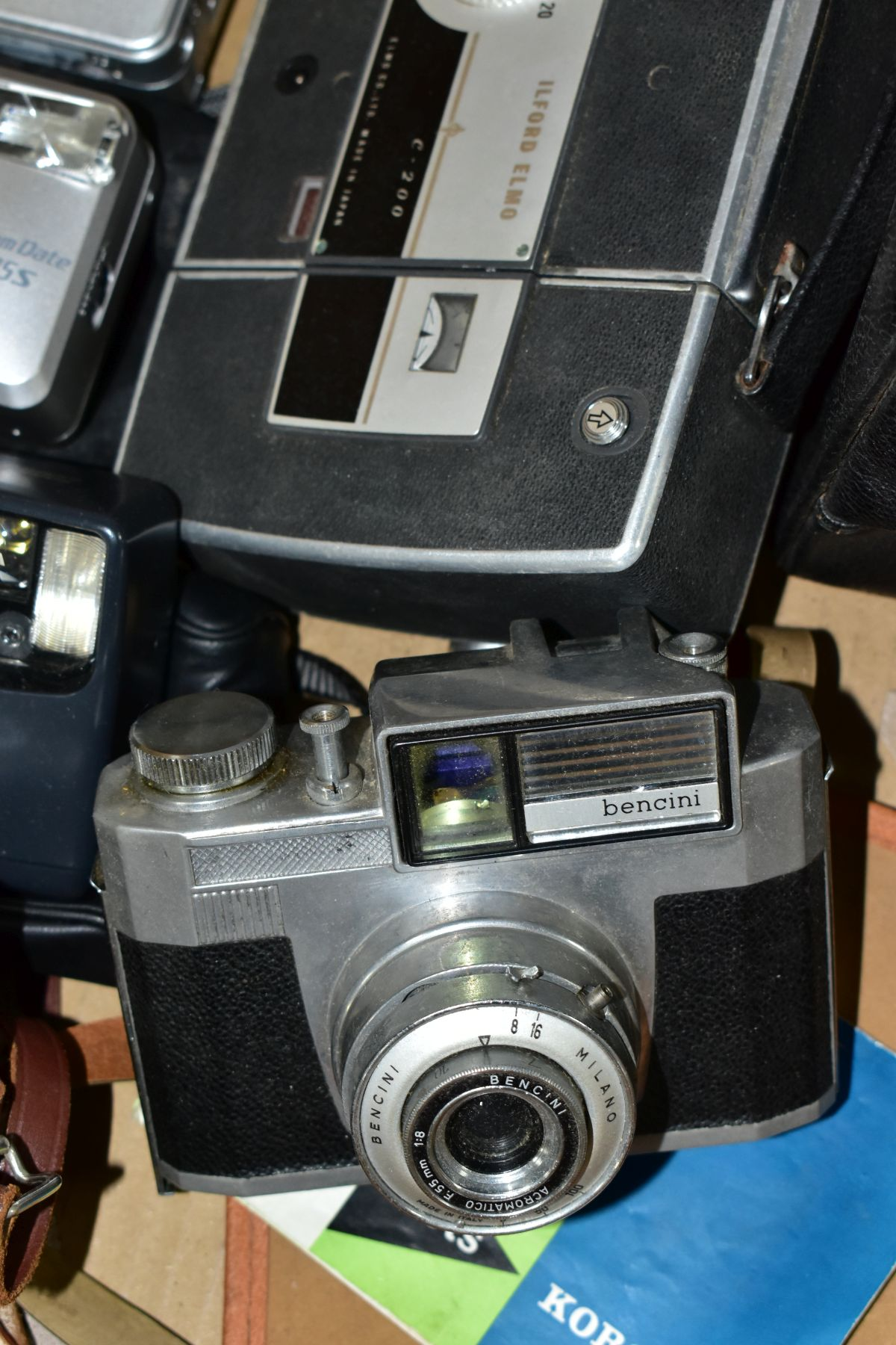 PHOTOGRAPHIC EQUIPMENT, to include Halina Rolls SLR Camera, a Boots Koroll II SLR Camera, - Image 3 of 8