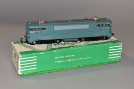 A BOXED HORNBY ACHO BB 16 000 CLASS ELECTRIC LOCOMOTIVE, No.BB16009, S.N.C.F. green livery (638),