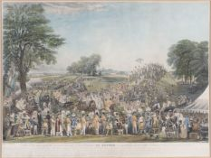 Charles Hunt Snr, British 1803-1877- This view representing the triennial Ceremony of the procession