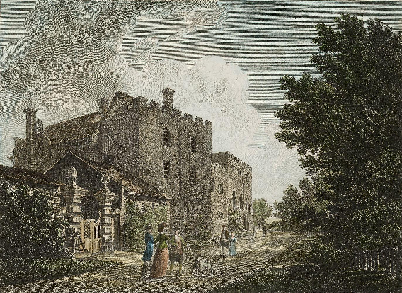 Joseph Swan, Scottish 1796-1872- Loch Arkeg, Loch Cullin and Loch Rannoch, after John Fleming; - Image 13 of 21