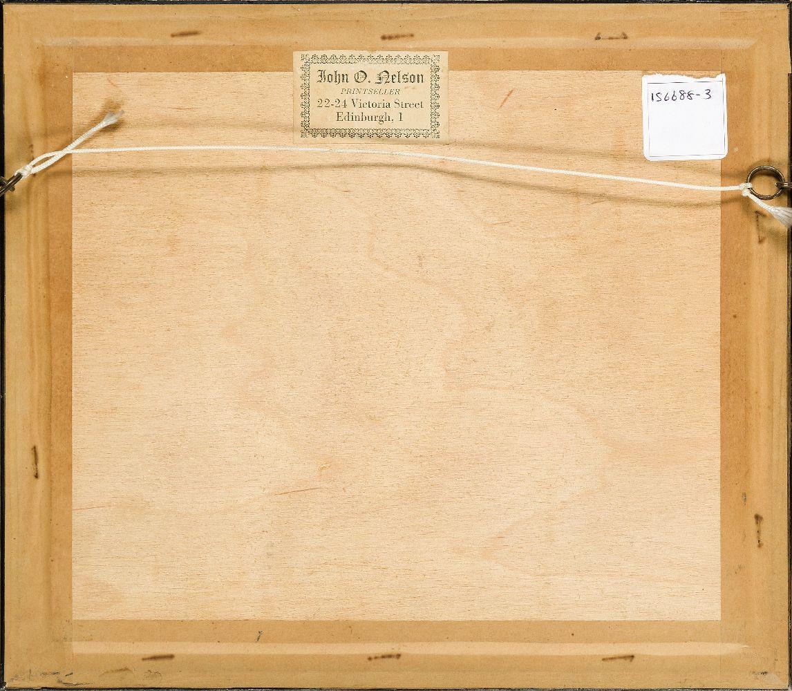 Joseph Swan, Scottish 1796-1872- Loch Arkeg, Loch Cullin and Loch Rannoch, after John Fleming; - Image 15 of 21