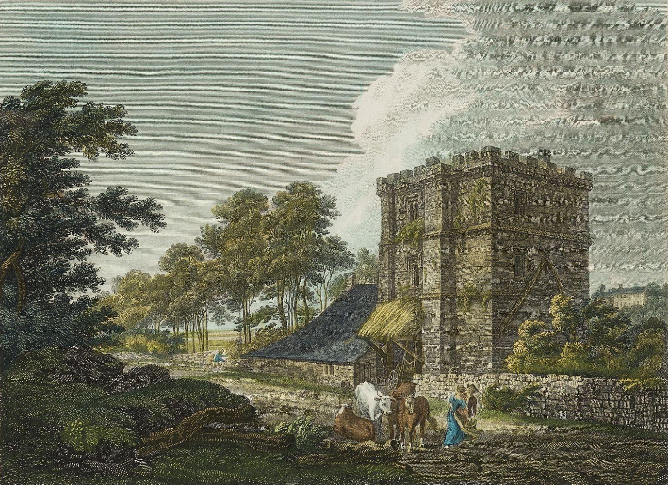 Joseph Swan, Scottish 1796-1872- Loch Arkeg, Loch Cullin and Loch Rannoch, after John Fleming; - Image 10 of 21