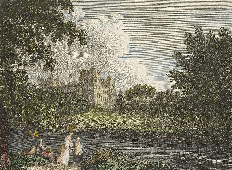 Joseph Swan, Scottish 1796-1872- Loch Arkeg, Loch Cullin and Loch Rannoch, after John Fleming; - Image 4 of 21