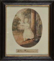 A portrait of Patrick Francis Campbell Johnston (1802-1892) son of Sir Alexander Johnston (1775-