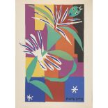 Henri Matisse, French 1869-1954- Verve Vol. IX, No 35-36, 1958; the book, comprising thirty-four