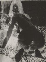 Robert Heinecken, American 1931-2006- Studiesnineteenseventy, 2002; book with original photograph on