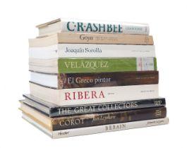 A quantity of general art, architecture, design and history reference books, to include De La