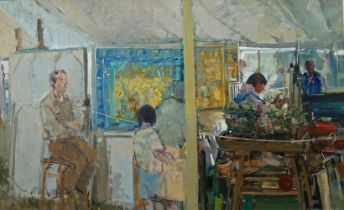 AMENDMENT: Please note VAT is payable on the hammer price for this Lot. Tom Coates RP RWA RWS,