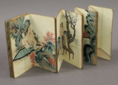 A Chinese erotic book. 18.5 cm high.