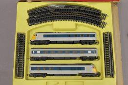 A Hornby train set