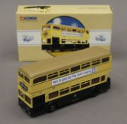A boxed Corgi Classics Daimler Fleet Line Birmingham City Transport.