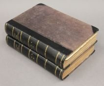 Charles Ball, The History of the Indian Mutiny, two volumes with 74 engraved plates and 2 maps.