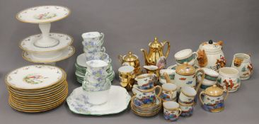 A quantity of miscellaneous ceramics