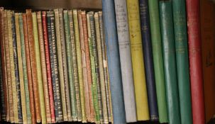 A quantity of various books and records,