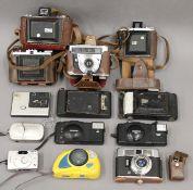A quantity of camera equipment