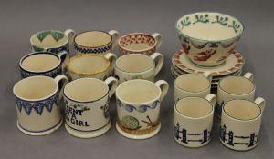 A quantity of miscellaneous porcelain.