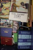 A large quantity of various children's books, etc.