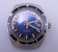 An Oriosa Divers gentleman's wristwatch. 3.5 cm wide.