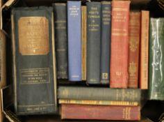 A quantity of poetry books, etc.