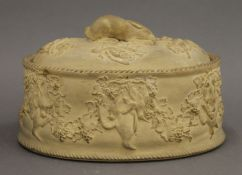 A Wedgwood pottery game tureen. 21 cm wide.
