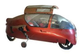 1995 PERAVES SUPER TURBO ECOMOBILE, Chassis number 5055, Engine number 925.406.
