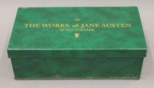 The Works of Jane Austen,