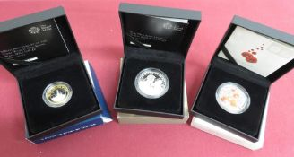 Royal Mint 2015 100th Anniversary of the First World War Navy £2 silver proof coin, IWM A Force as