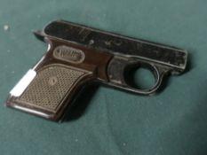 Webley blank firing starting MKIII pistol with magazine (restrictions apply)