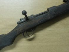 Registered Firearms Dealer Only - Battle field relic of Mouser dated 1898 (RFD Only)