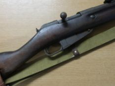 Registered Firearms Dealer Only - Negant Russian bolt action rifle (RFD Only)