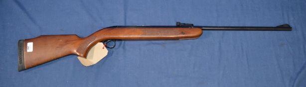 BSA Mercury .22 break barrel air rifle