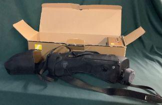 Nikon RAIII 65 WP spotting scope (boxed)