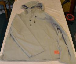 Style Design wifeng/1978 beige hooded jacket
