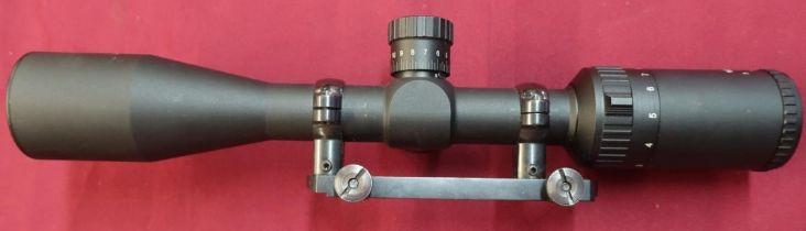 Vision King rifle scope, 3-9x40 L33cm