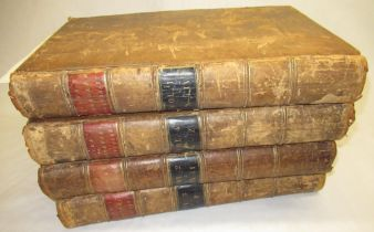 Miller, Philip and Martyn Thomas: The Gardener's and Botanist's Dictionary, printed for F.C. & J.