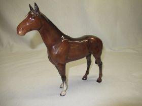 "Beswick model of a horse ""The Winner"" No.2421 H24cm"